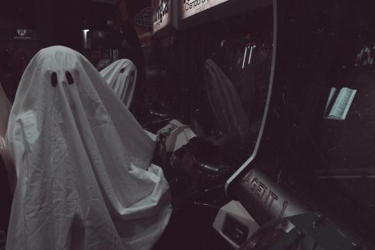 ghosts arcade 1