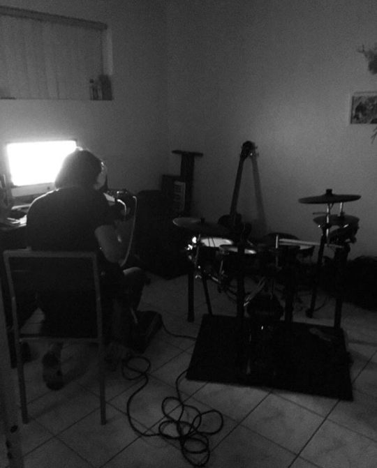 recording 2nd ep